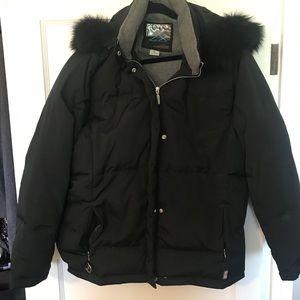 Puff Black Jacket